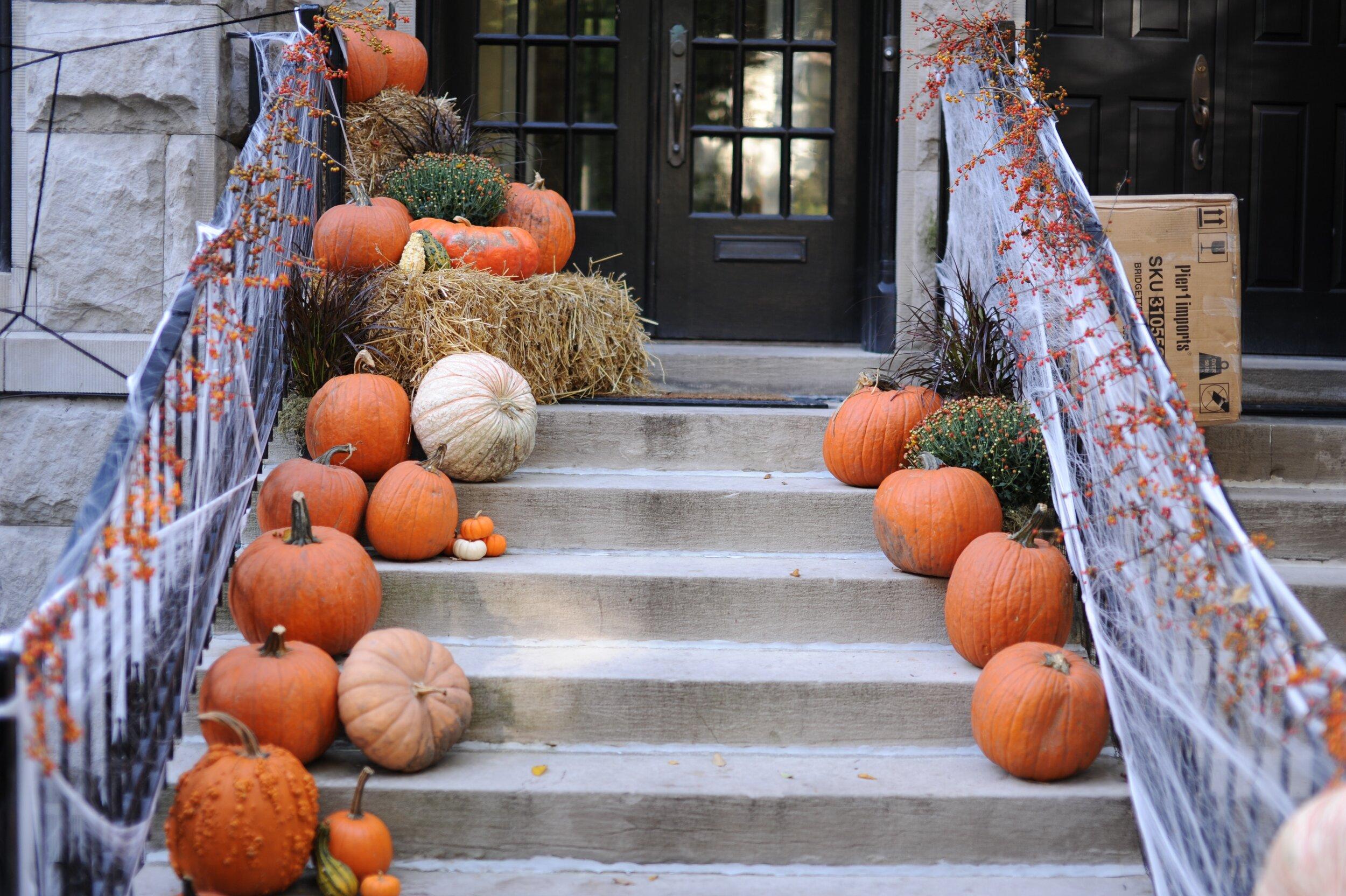 https://www.pexels.com/photo/pumpkin-display-1486689/