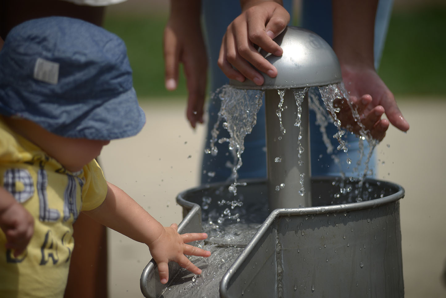 Water Play -