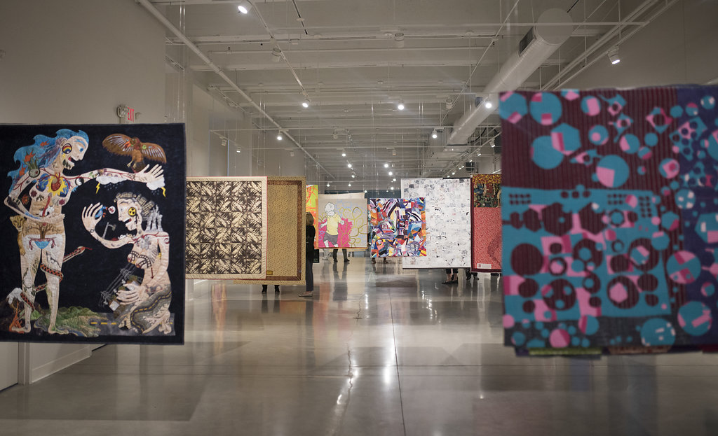 """Quilt National"" at Foundry Art Center"