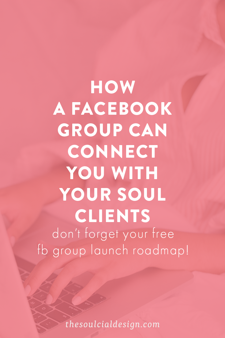 Six reasons to start and launch your Facebook Group for your soulpreneur business so you can maximize and profit #FacebookTips #FacebookGroups #Socialmedia