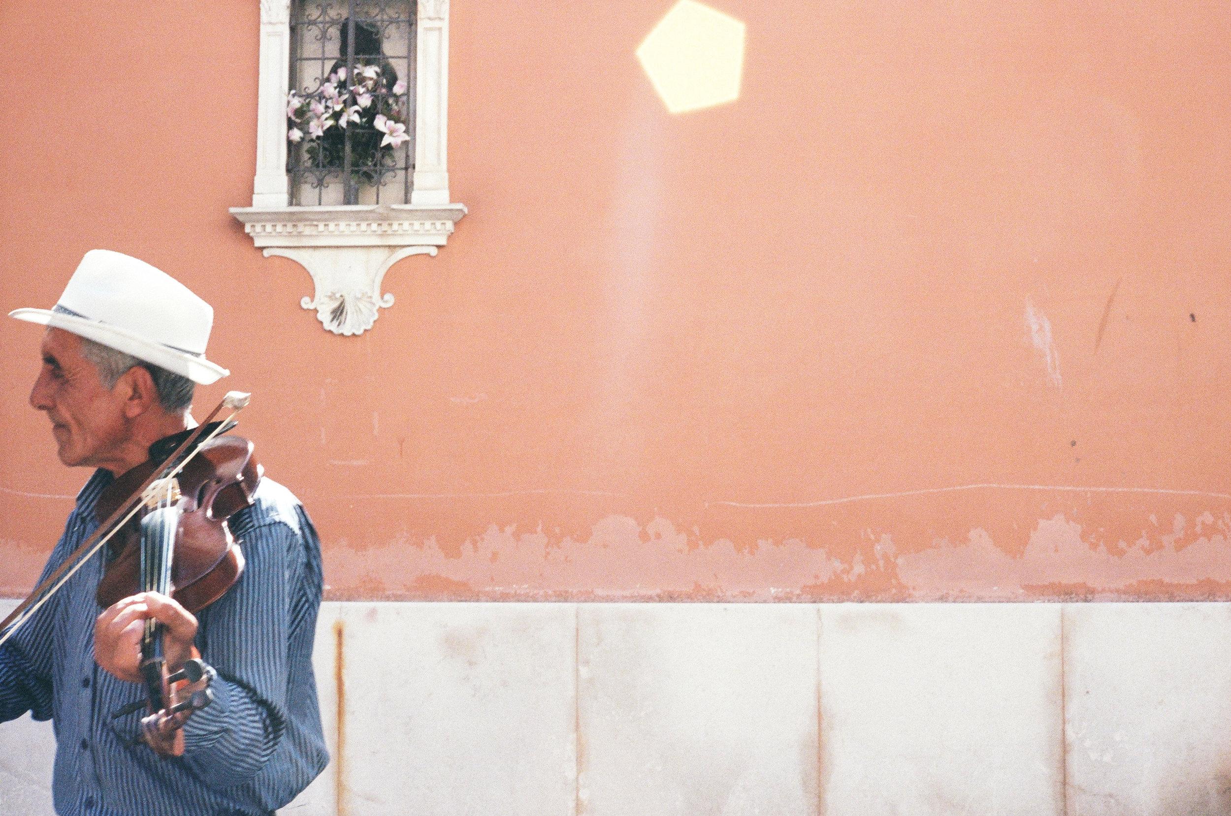 Venice, Italy : Kodak Portra 400
