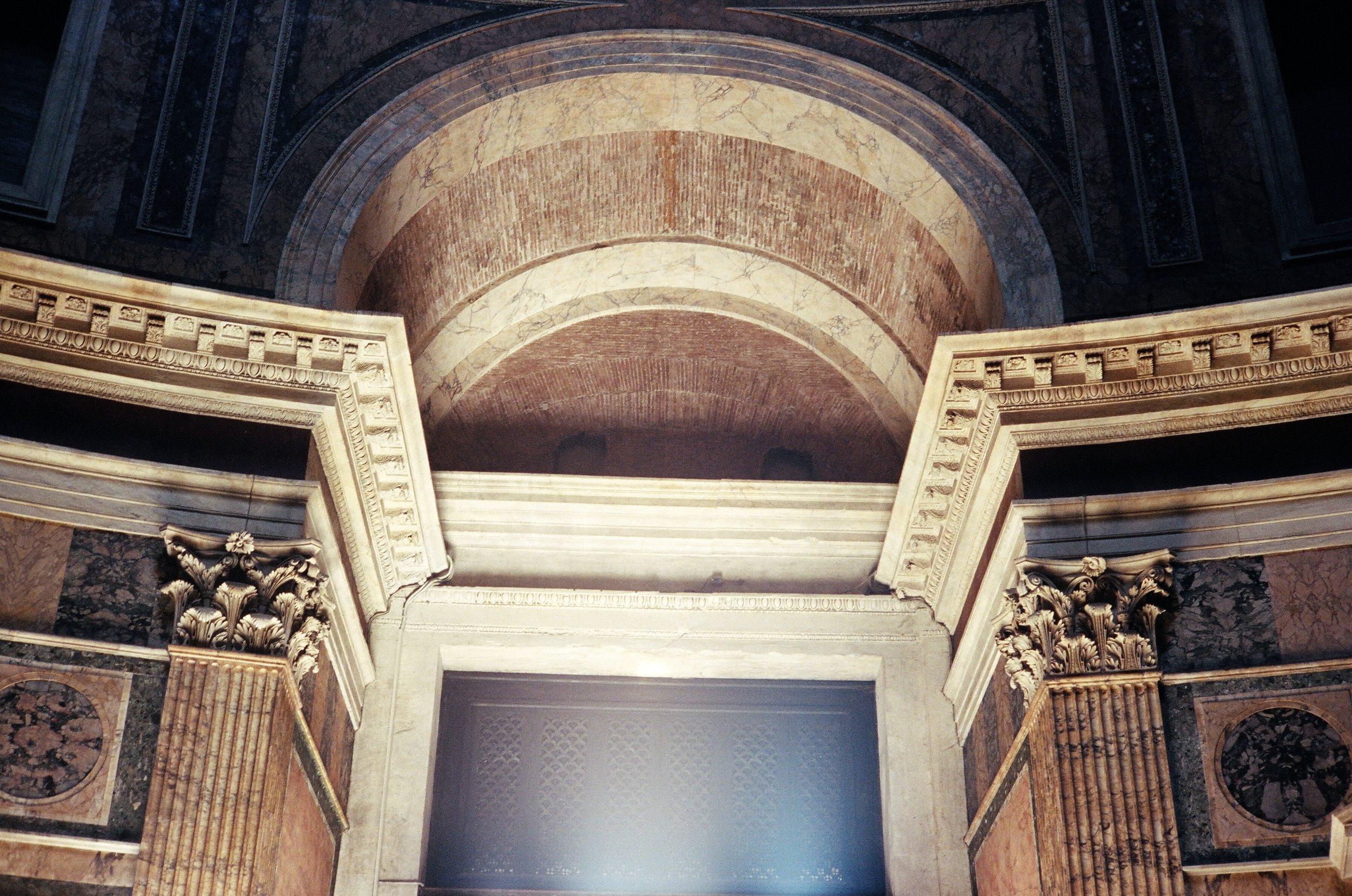 Rome, Italy : Kodak Portra 400
