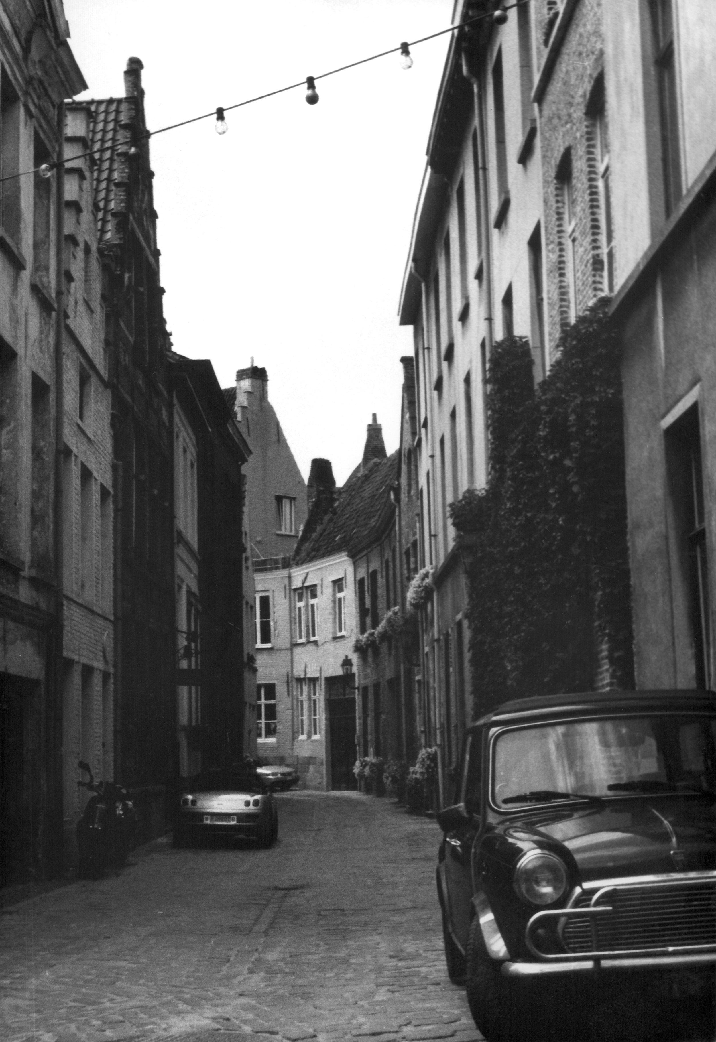 Gent, Belgium : Ilford HP5