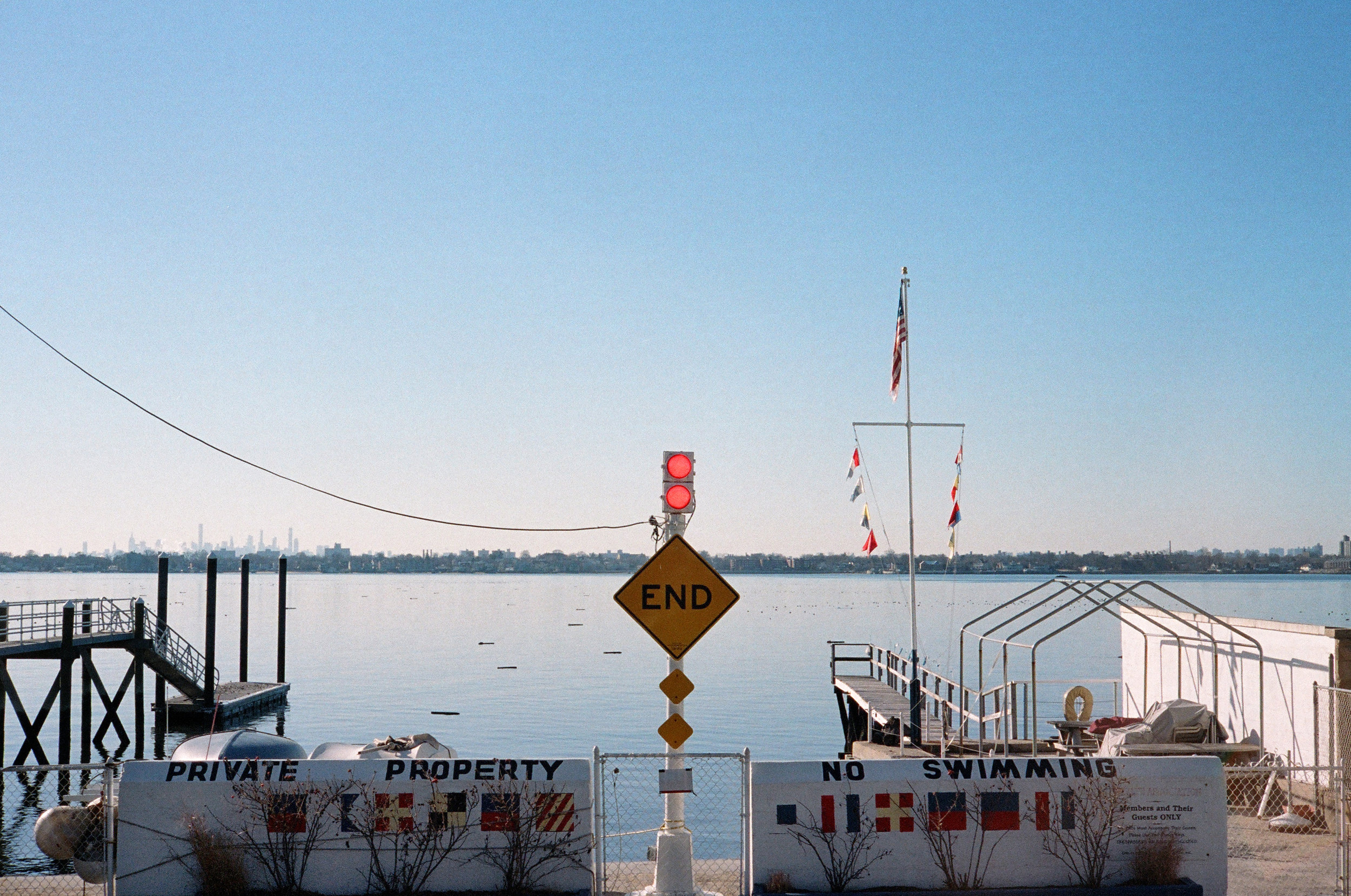 City Island, New York : Kodak Portra 400