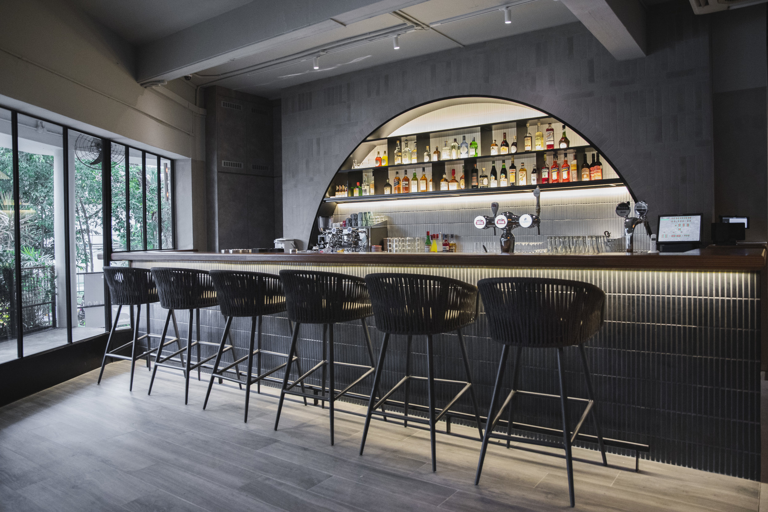 The LINO bar.