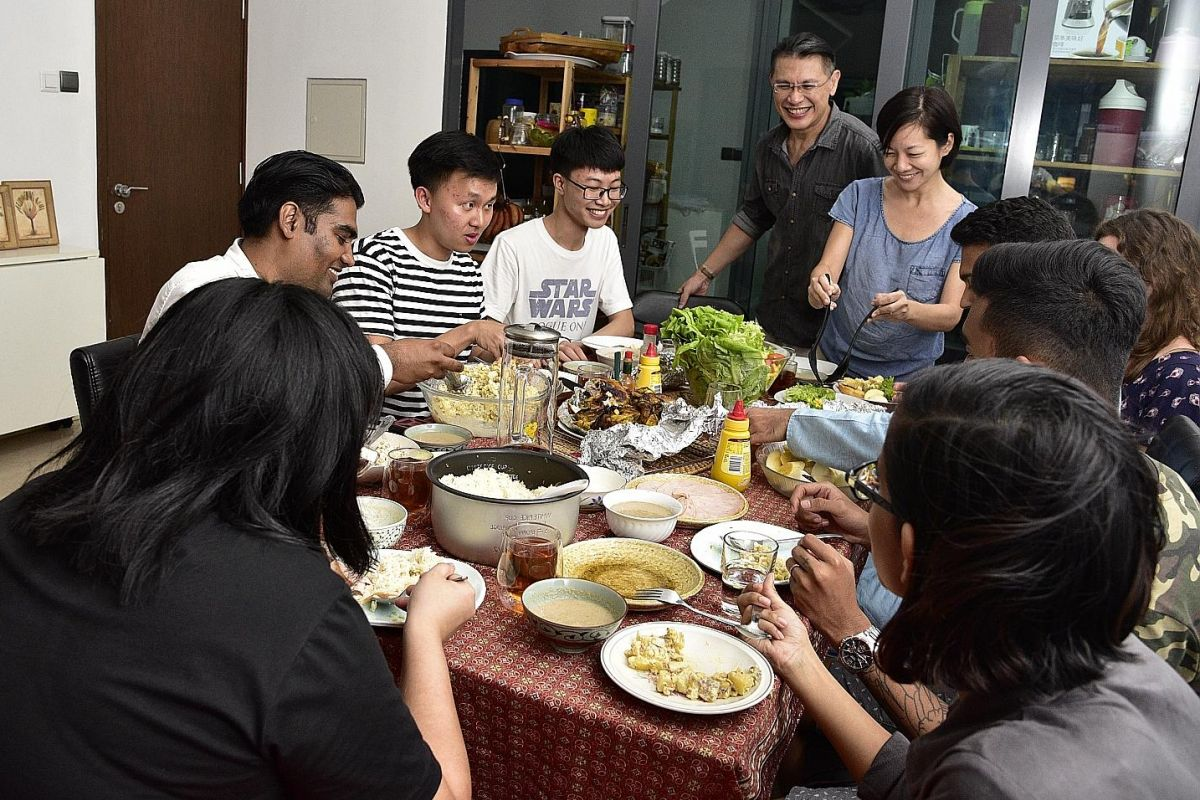 YMI: Sharing Homes With Complete Strangers