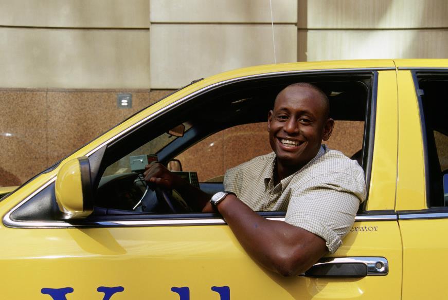 Alex - Taxi Driver in New York