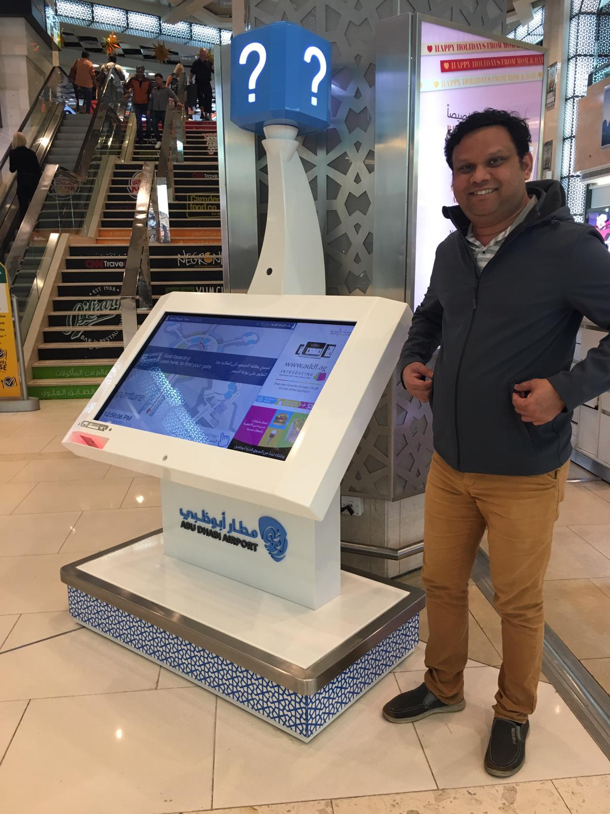 Abu-Dhabi-Airport-Information-Kiosk-With-Sayee