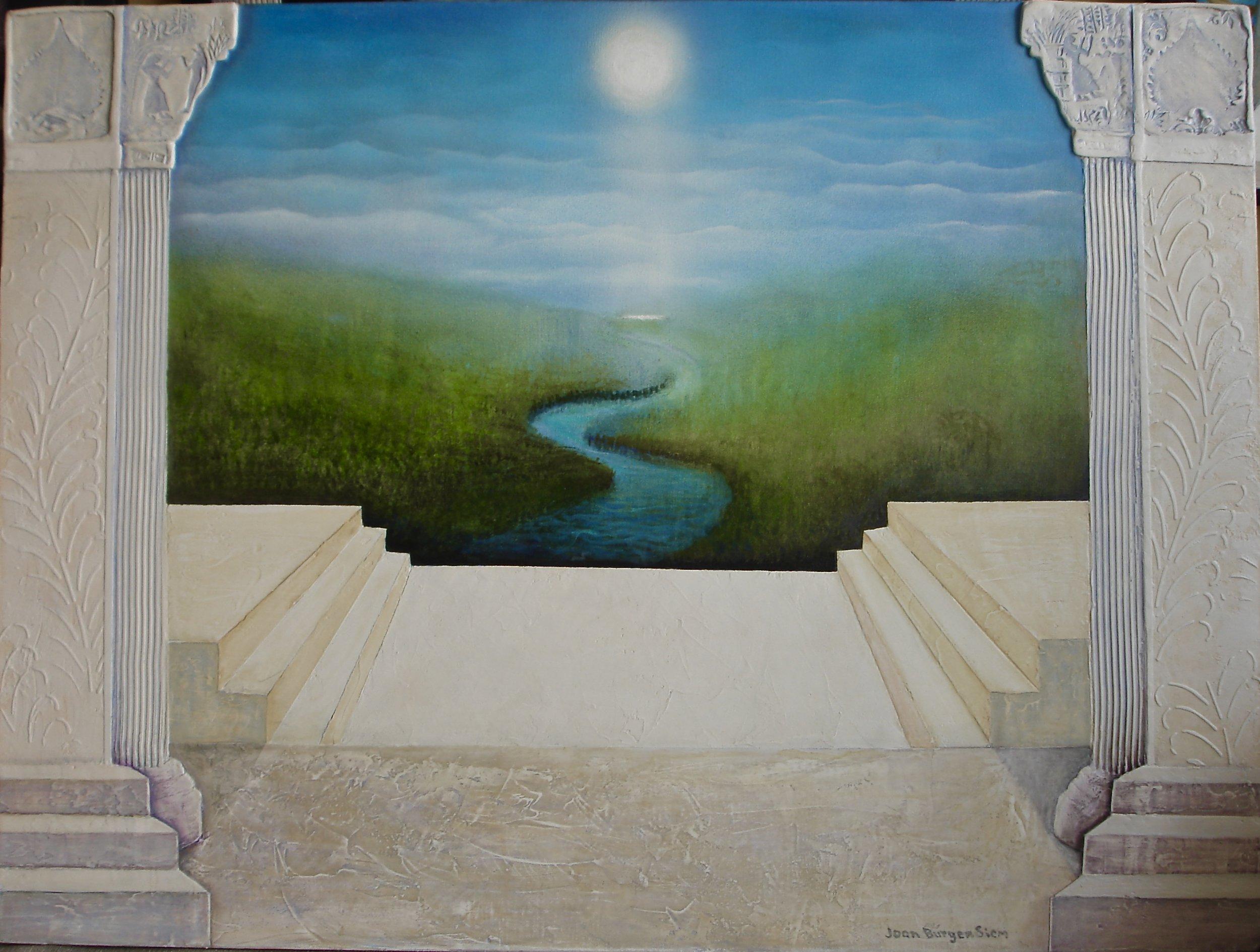"""Shrine To Nature"""
