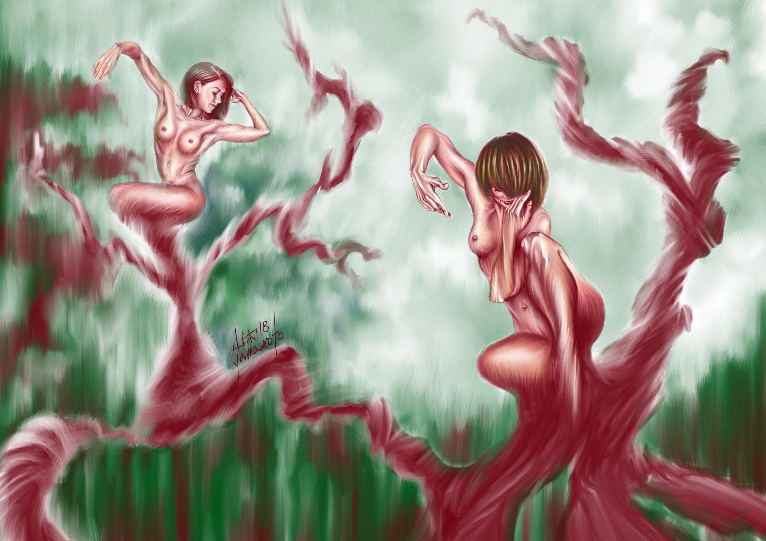 Dancing Garden