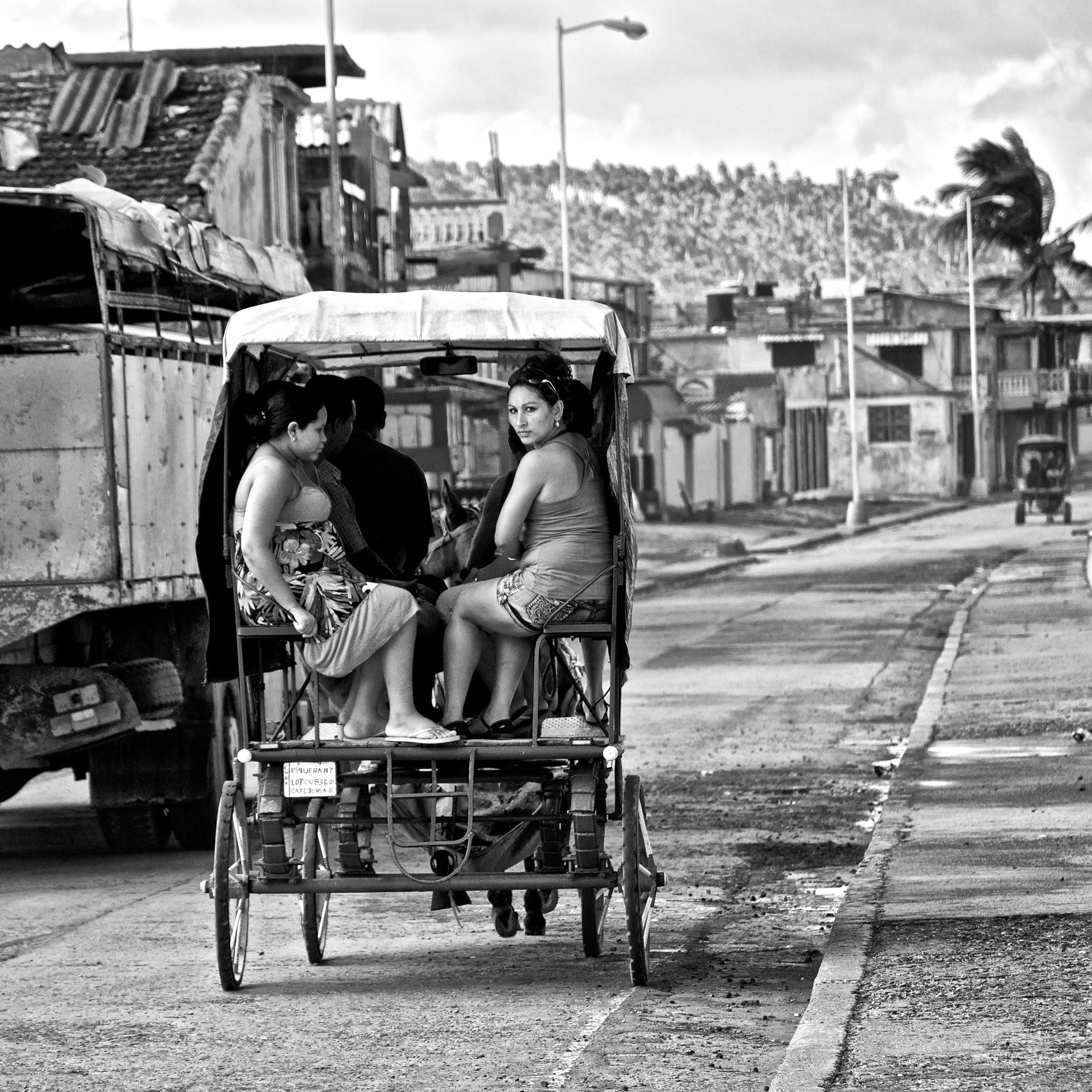 Baracoa Taxi Ride
