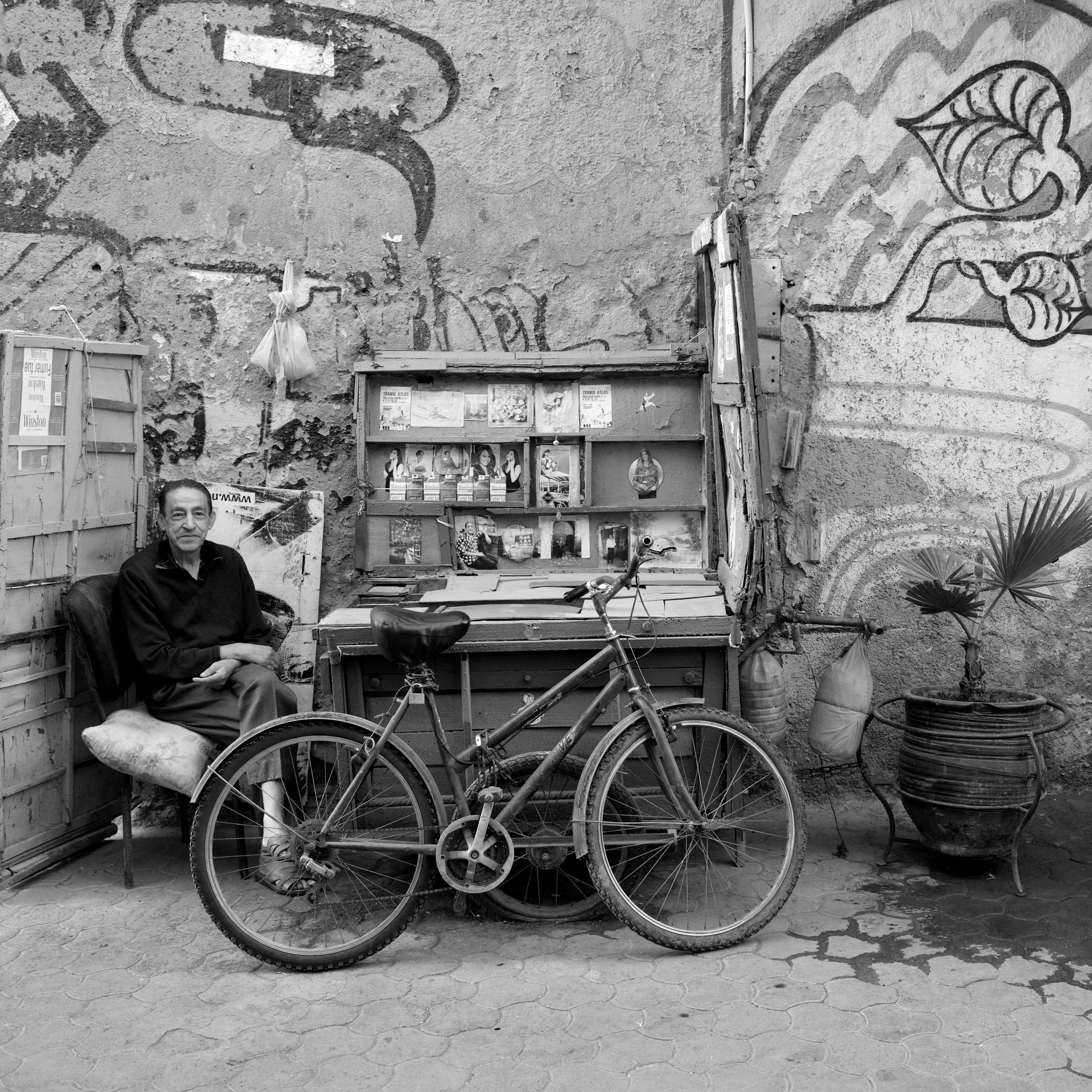 Marrakesh Book Seller