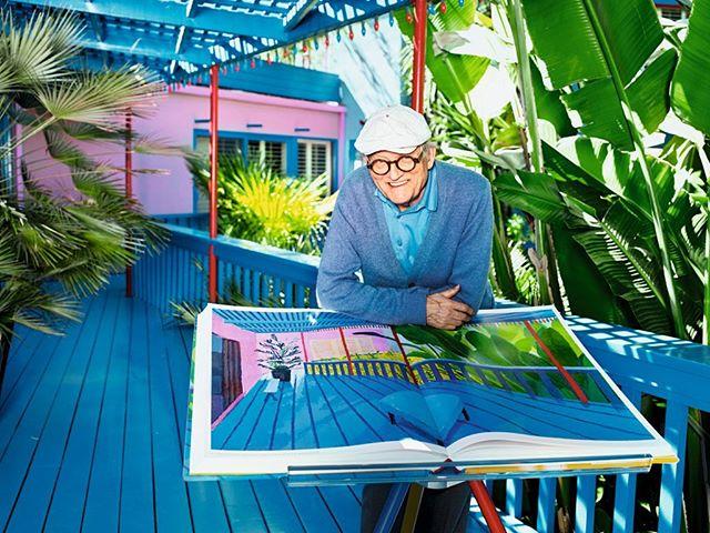 | Happy Birthday to David Hockney |