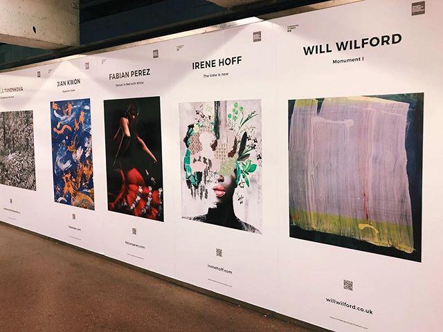 | Passeig de Gracia Station Exhibition, Barcelona. 1 -31 July 2019 |  #barcelona #passeigdegracia #artcurator #artcollector #artexhibition #artgallery #contemporaryart #contemporaryartstation