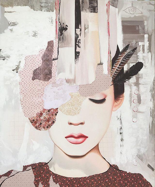 | IRENE HOFF @art_irenehoff , BARCELONA PASSEIG DE GRACIA STATION Exhibitor |