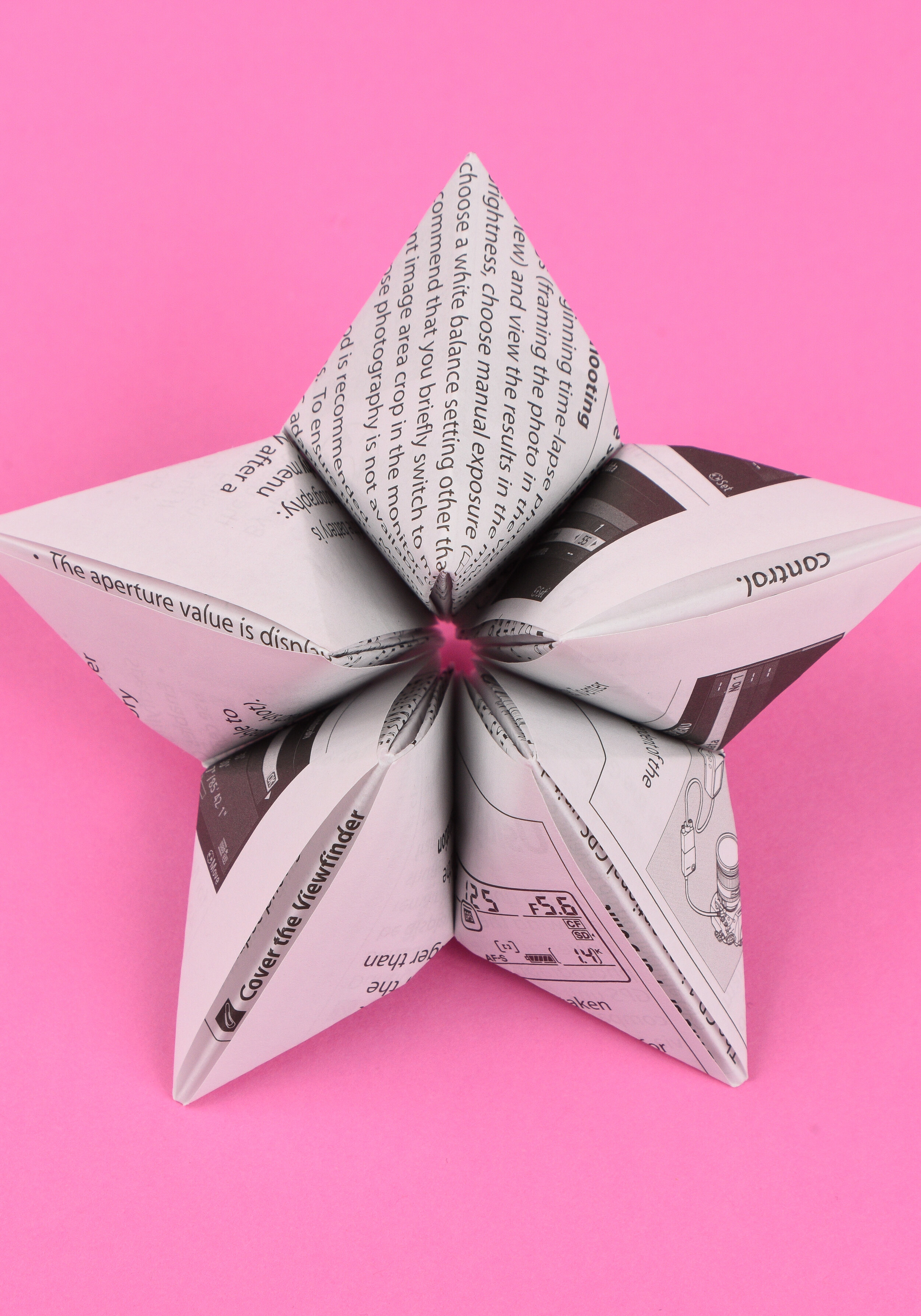 Art Manual-Lucky Star