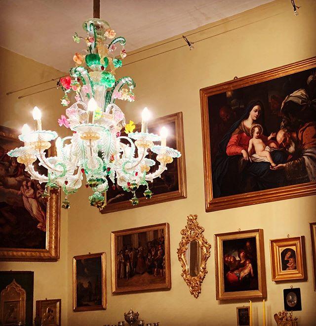 Another satisfied client, beautiful Murano Chandelier. * * * * #murano #muranochandelier #muranochandeliers #restoration #chandeliercleaning #mmchandeliers #chandelierrestoration #antiquechandelier