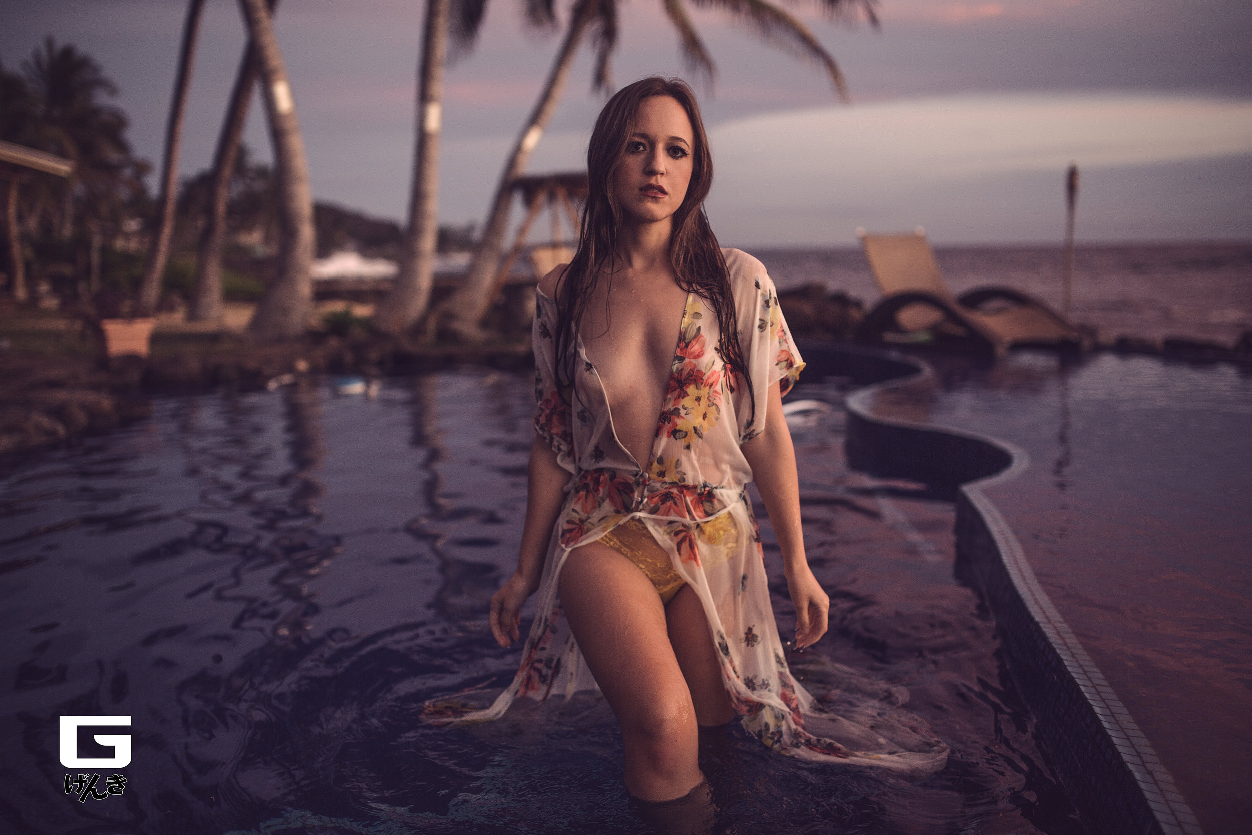 Hawai'i photographer, Oahu photographer, honolulu photographer, genkiphotos, genkimedia, creative photography Hawaii models, Hawaii Bikini, Hawaii Nature, Hawaii Sunset, love yourself, Body positivity