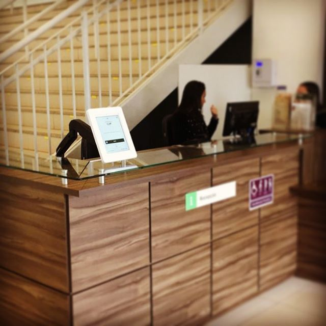 The @faculdadefcv is using @w3lcome_signin to streamline the workload of the college's reception! Making the first impression is vital for any business type! Get in touch with us if you also want to bring your reception to the next level! . . A @faculdadefcv está usando a @w3lcome_signin para otimizar o fluxo de trabalho na recepção da faculdade! A importância da primeira impressão é vital para todos os tipos de negócio. Venha falar com a gente se você deseja fazer o mesmo com a sua recepção! . . . #w3lcome #visitormanagement #reception #visitor #meeting #entrada #lobby #frontdesk #work #business