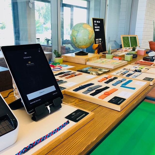 Understand how @braloba in Switzerland created an incredible experience for their visitors! No more time wasted printing and scanning NDAs!  Visit: w3lcome.com  #w3lcome #reception #visitor #braloba