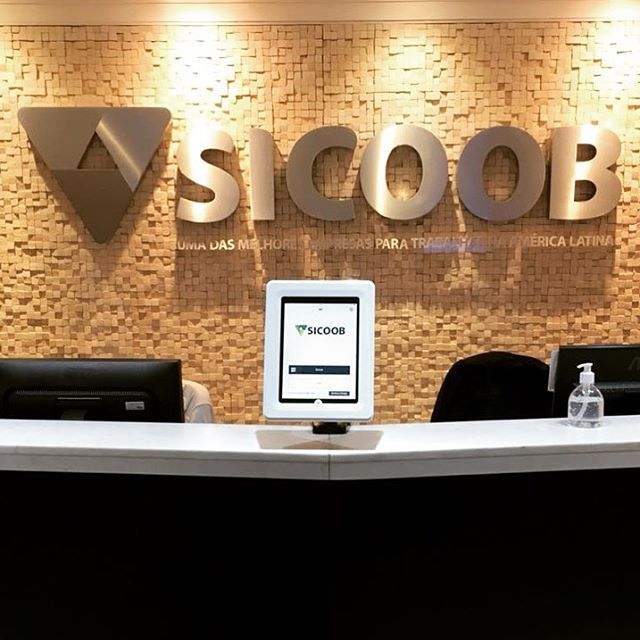 @sicoob_oficial is the 5th biggest banking service in Brazil. Understand why they are using W3lcome to automatically notify their employees and give their visitor an incredible experience at www.w3lcome.com  #w3lcome #visitormanagement #reception #visitor #meeting