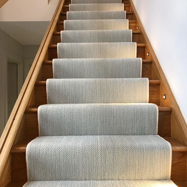 Lighting on the staircase can add so much to a design. #design #bespoke