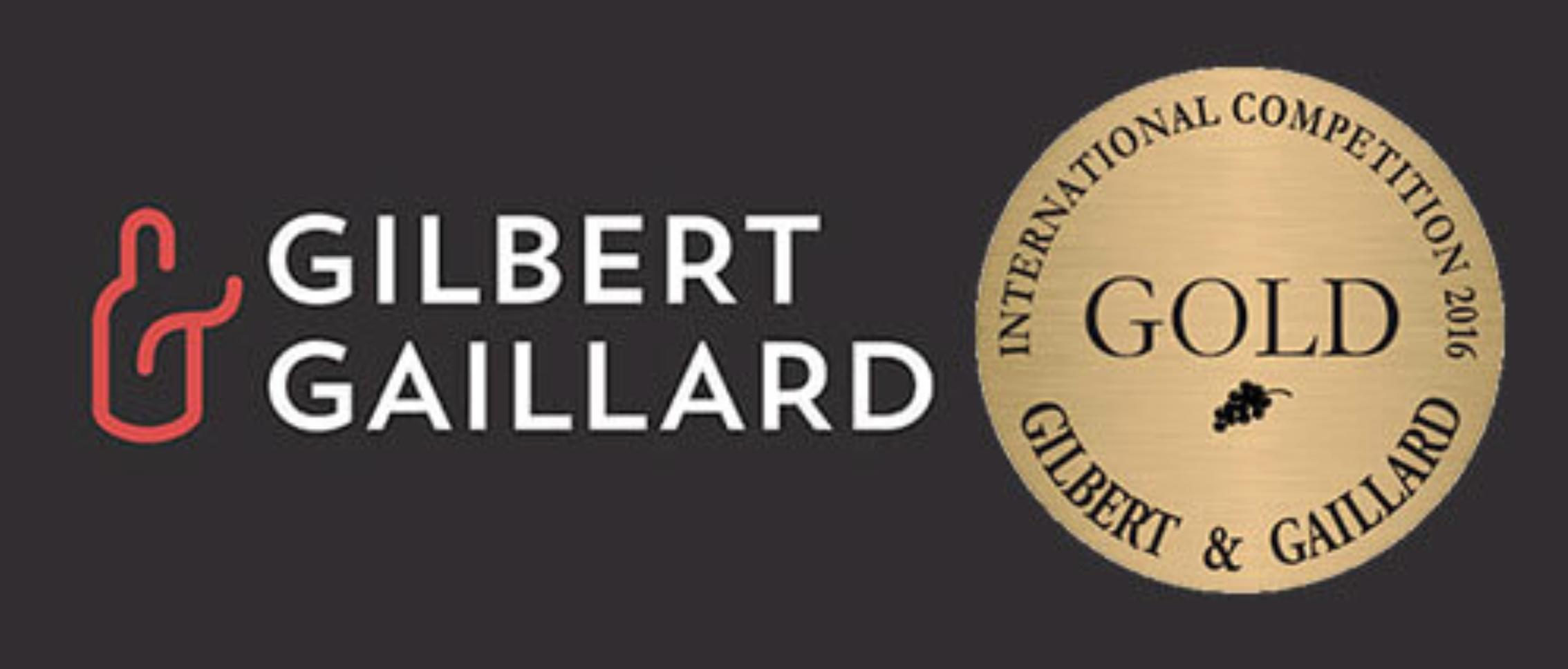 Gilbert & Gaillard 2016 - Gilbert & Gaillard 2016 Gold Medal for Onepiò Valpolicella Ripasso Classico Superiore DOC 2011