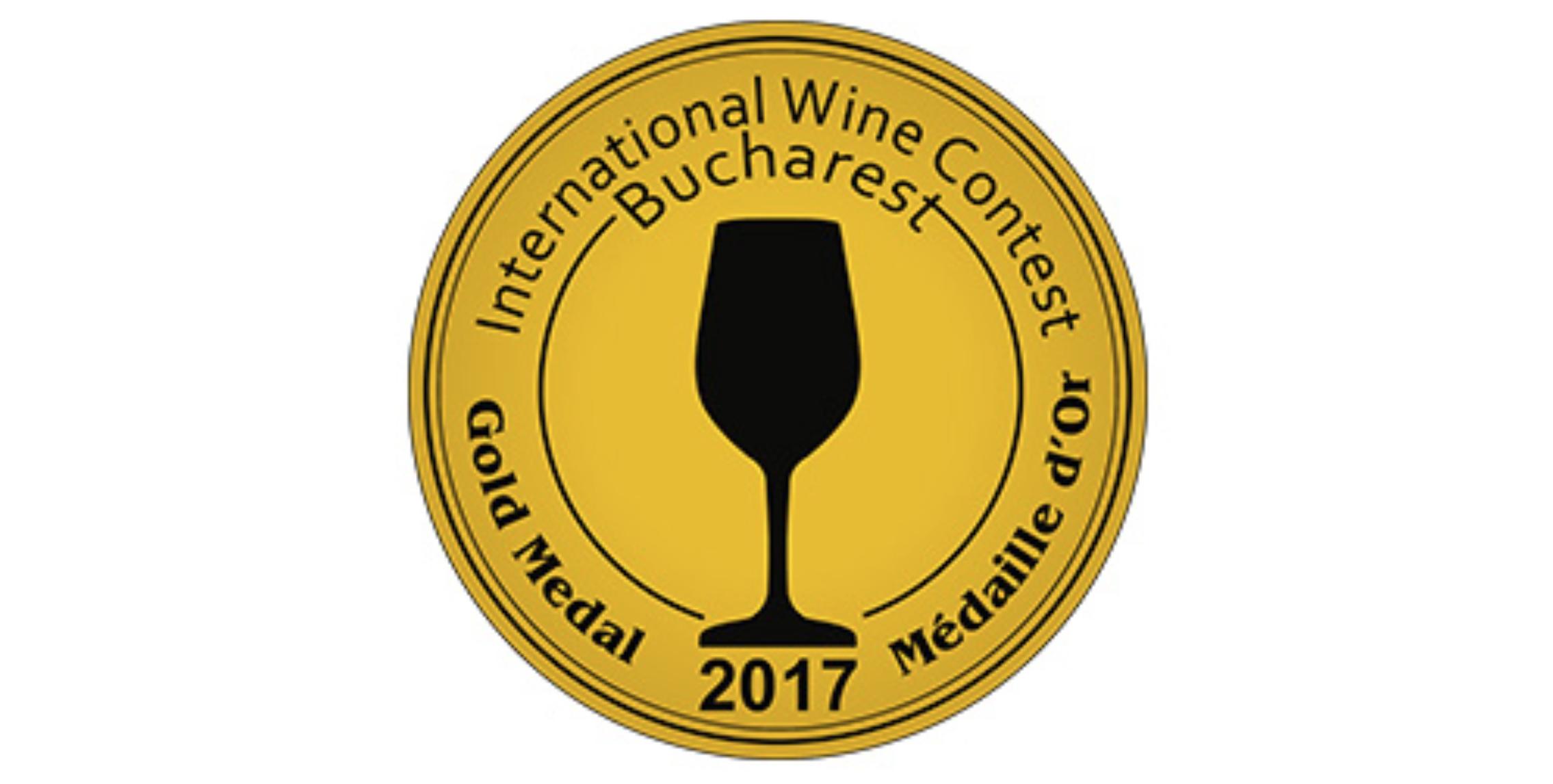 International Wine Challenge Bucharest 2017 - Gold Medal Amarone della Valpolicella Classico DOCG 2010
