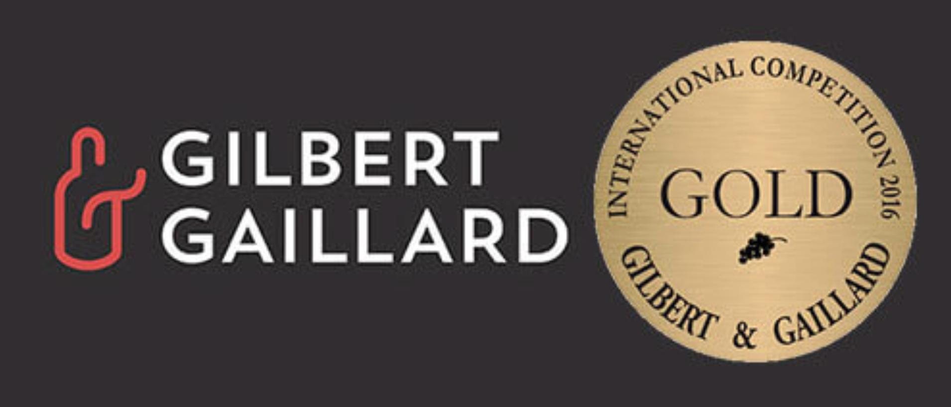 Gilbert & Gaillard 2017 - Gold Medal for Onepiò Lugana DOC 2016