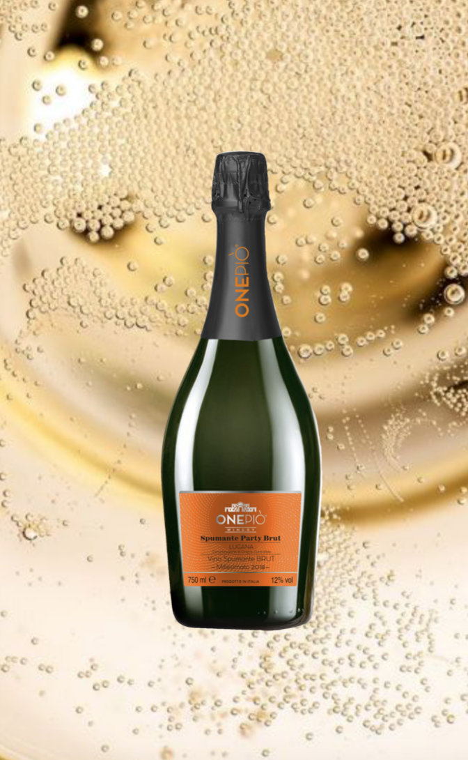 Spumante Party Brut! - Finally our Sparkling Lugana DOC is here!Come to visit us in Winery and taste it!