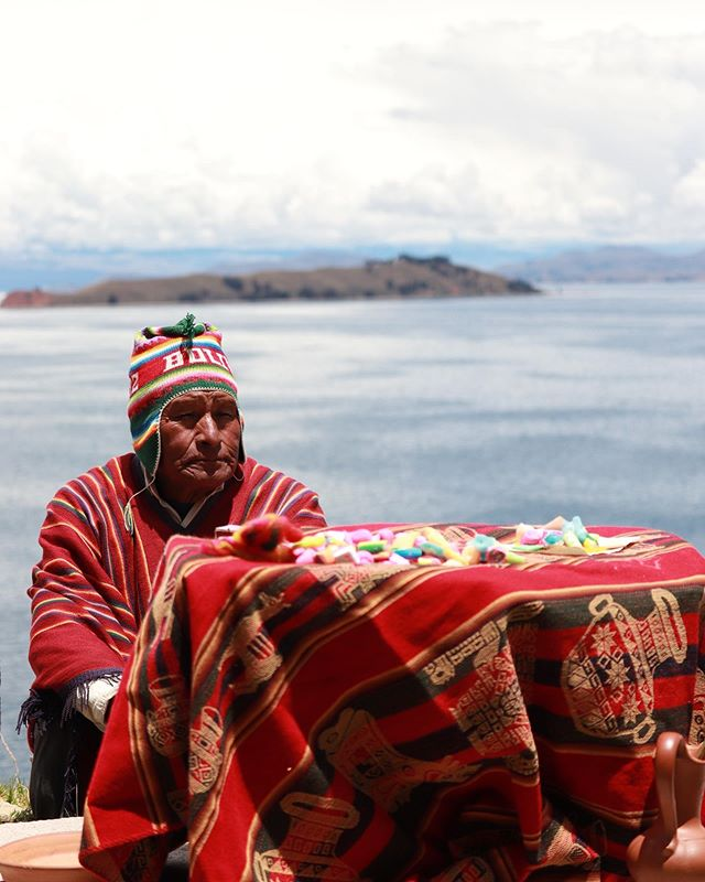 While exploring Isla del Sol, we were able to take part in a traditional New Year's offering to Pachamama, one of (if not the most) important Incan god. While this experience certainly was touristy, it allowed us a little, albeit manufacture, window into traditional Andean culture. . . . . . . . . . #isladelsolbolivia #titikakalake #taw1111 #lagotitikaka #treadedtravels #letsenjoyperu #travelbolivia #boliviatravel #wanderinwonder #igersBolivia #thebestplace_now #explorebolivia #titicacalake #visitbolivia #mytravelpics #traveldudes #experiencebolivia #justgoshoot #lakititicaca #worldtravelbook #isladelsol #lagotiticaca #travellerspath #visitsouthamerica #dametraveler #livefolk #theoutbound #passionpassport #travelawesome #discoverearth