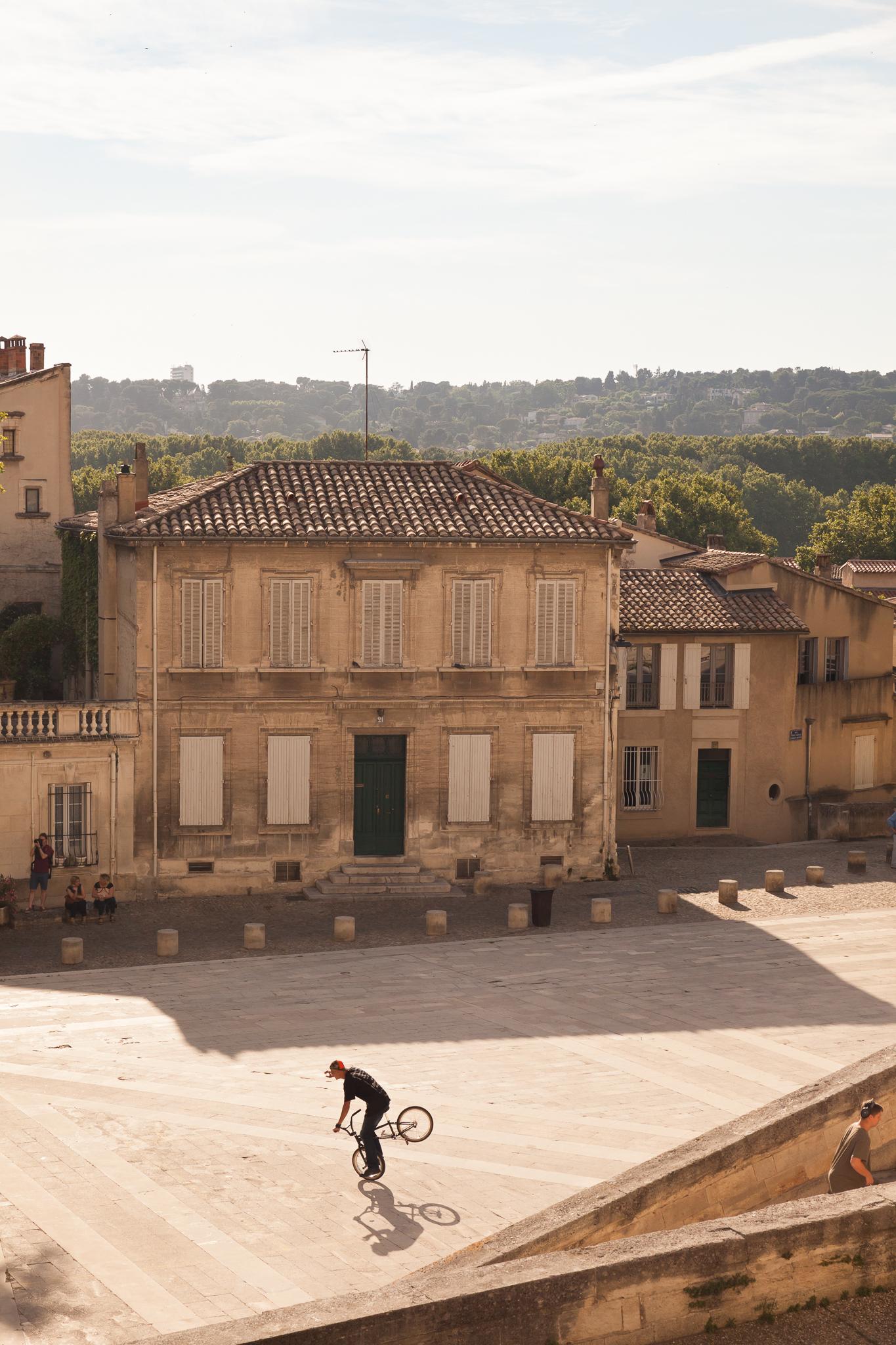 Avignon, France - 2017
