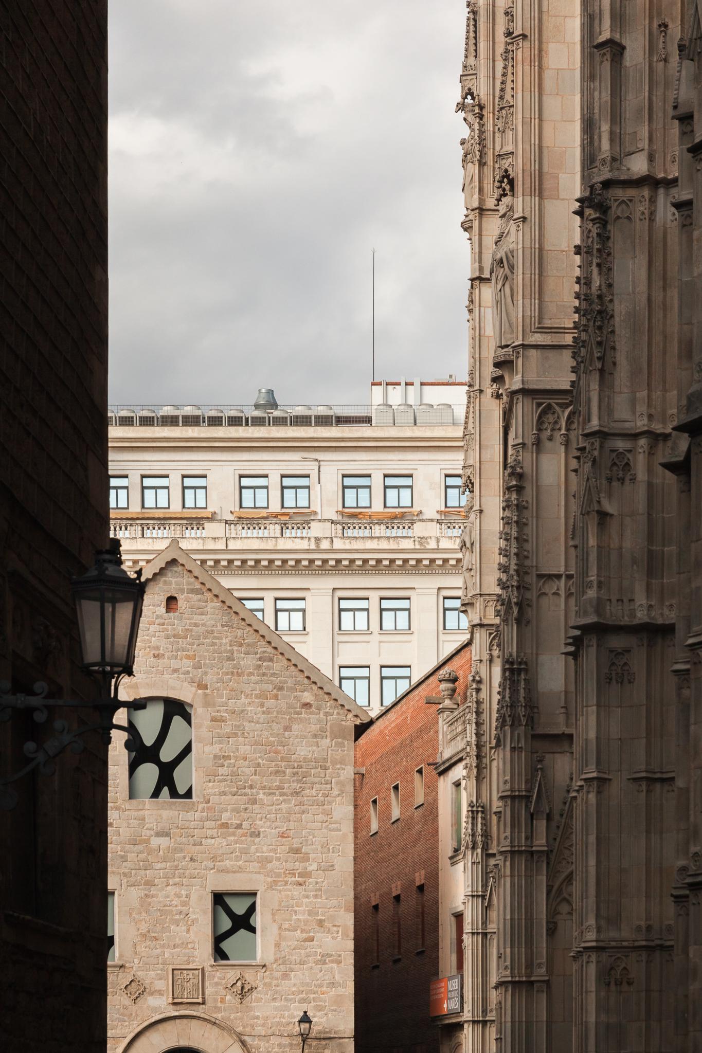 Barcelona, Spain - 2017