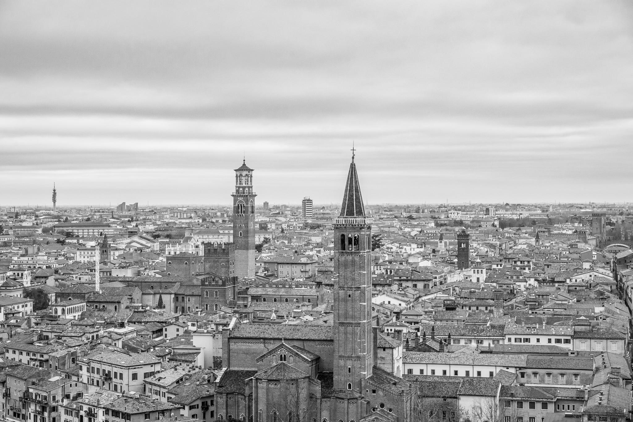 Verona, Italy - 2016