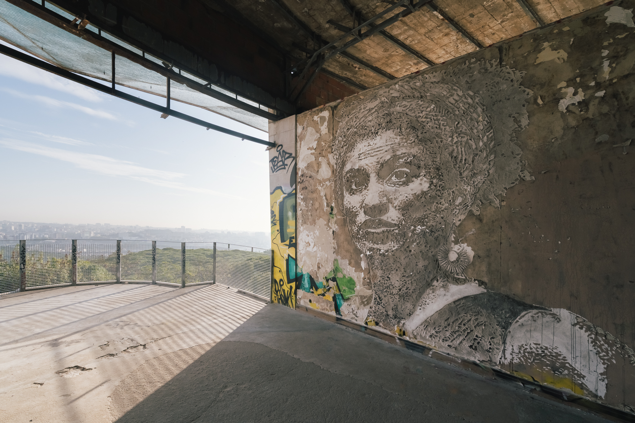 Marielle Franco by Vhils