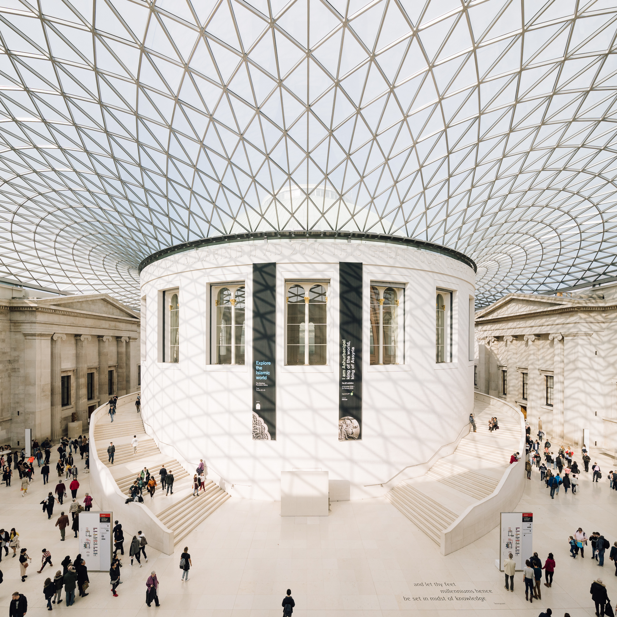British Museum by Foster + Partners
