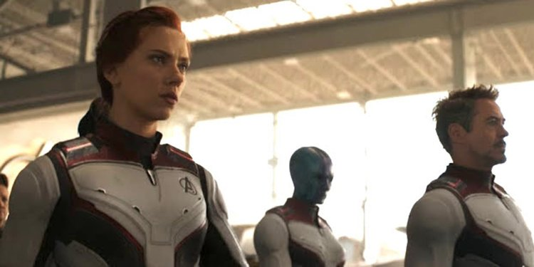 Avengers: Endgame puts character over spectacle — Cinema76