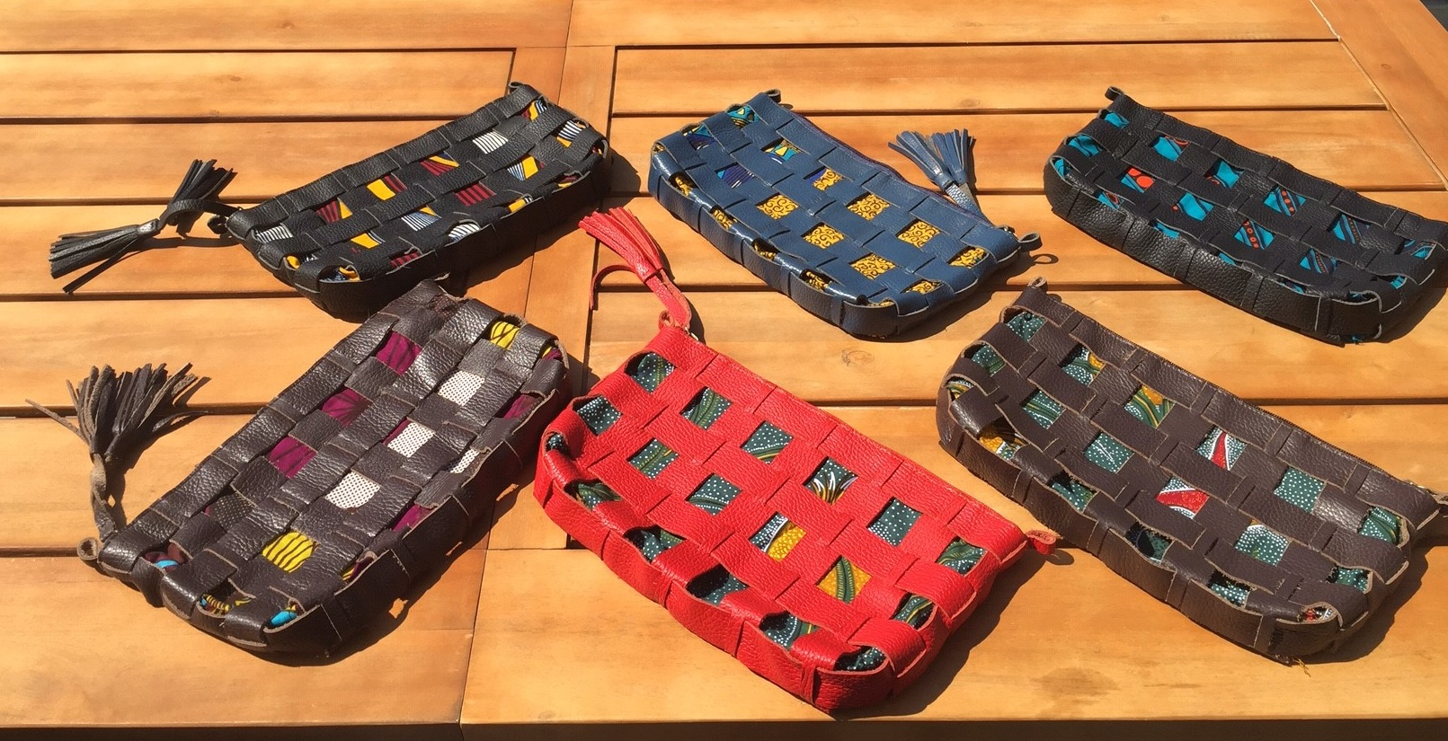 Bags & Wallets -