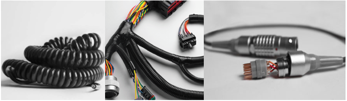 Wire Harnesses and Over Molded Cables