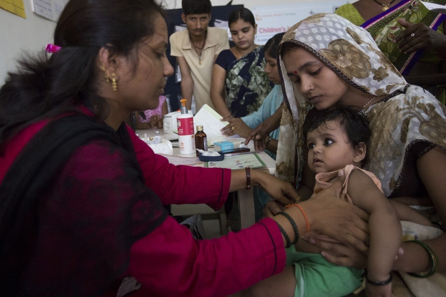 A Gabriel Project Mumbai vaccination camp
