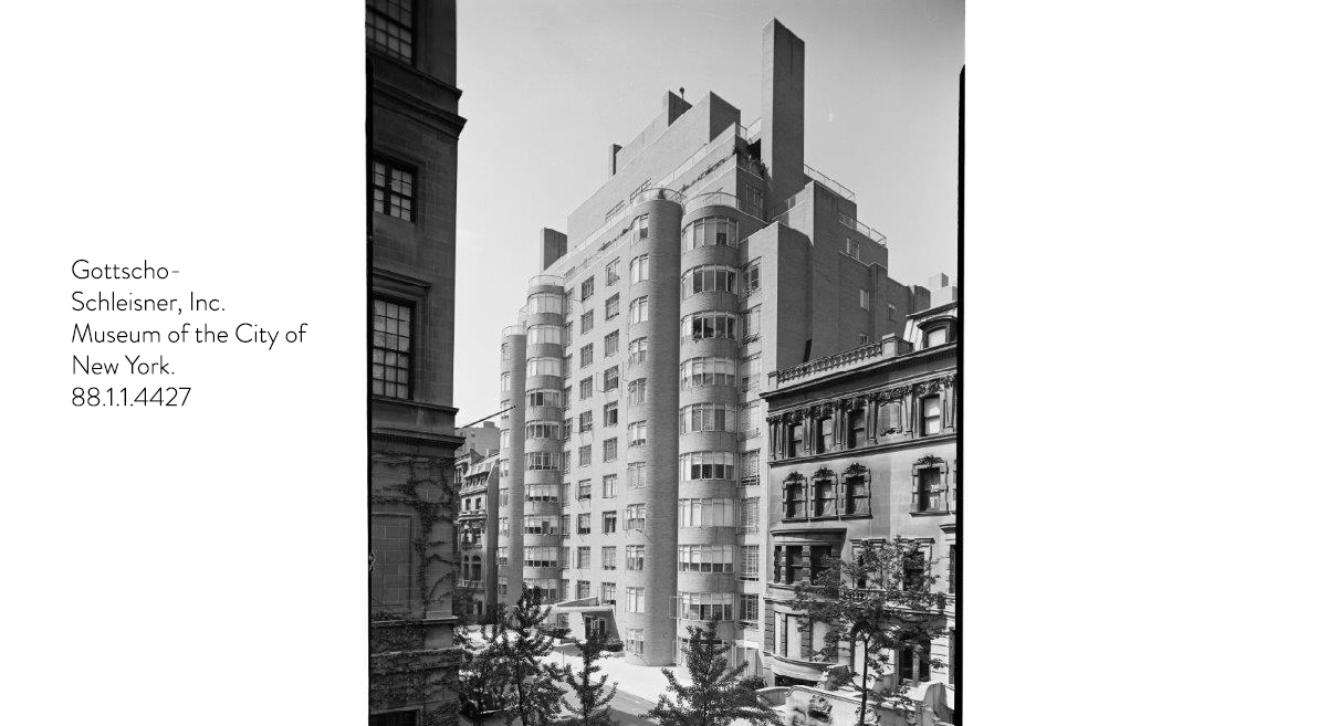 The Rockefeller Apartments -