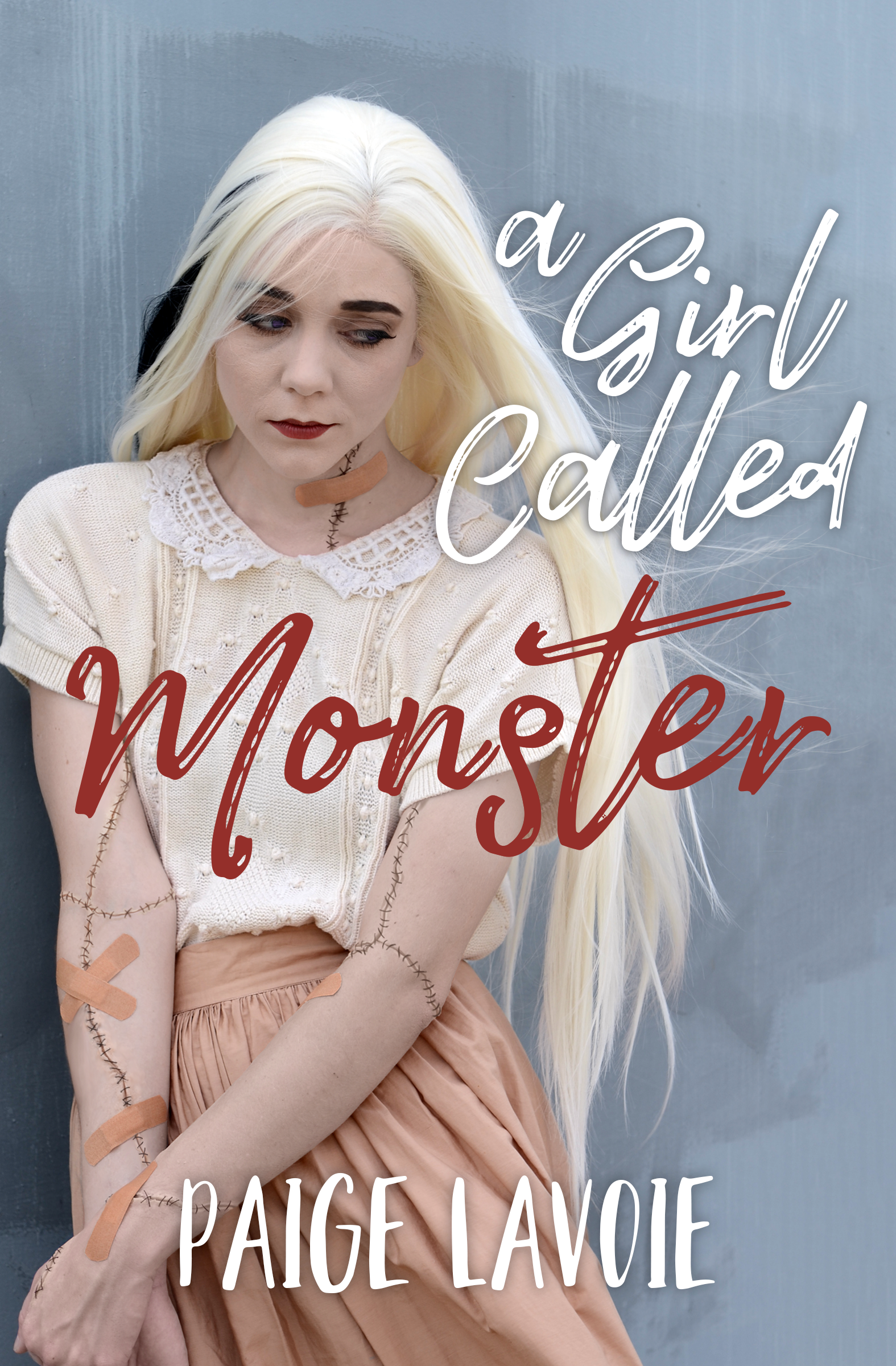 A Girl Called Monster - FROM THE BACK COVER,