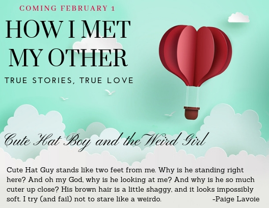 This is the true story of how I met my adorable husband Matt! I can't wait to share it with you!