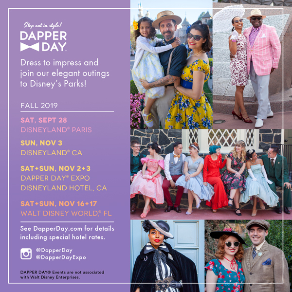 dapper day fall 2019