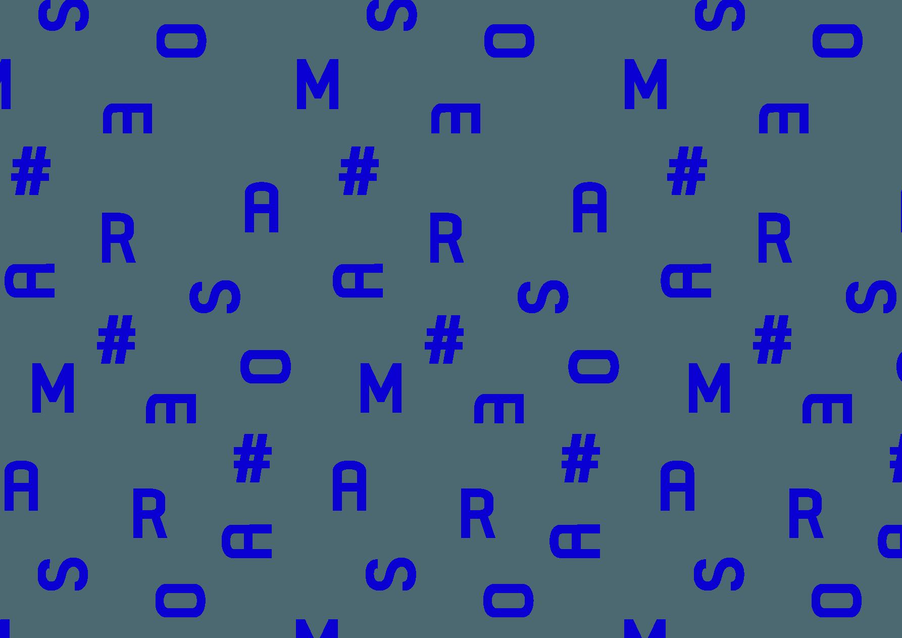 #AARSOME Blå bogstaver 2.png