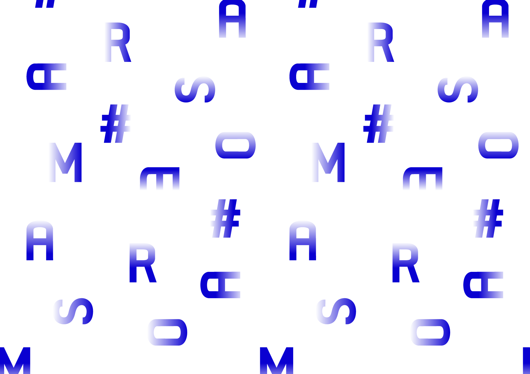 #AARSOME Blå bogstaver 3.png