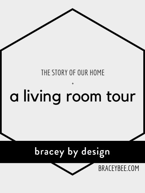 home living room tour