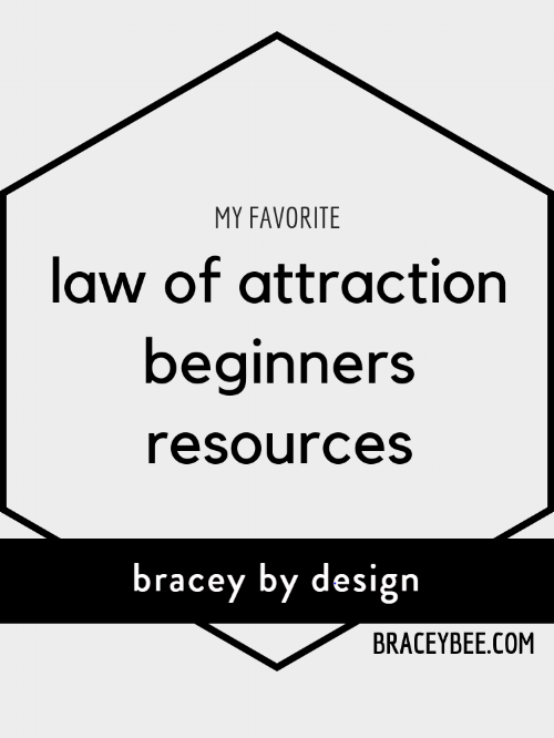 law of attraction beginners resources