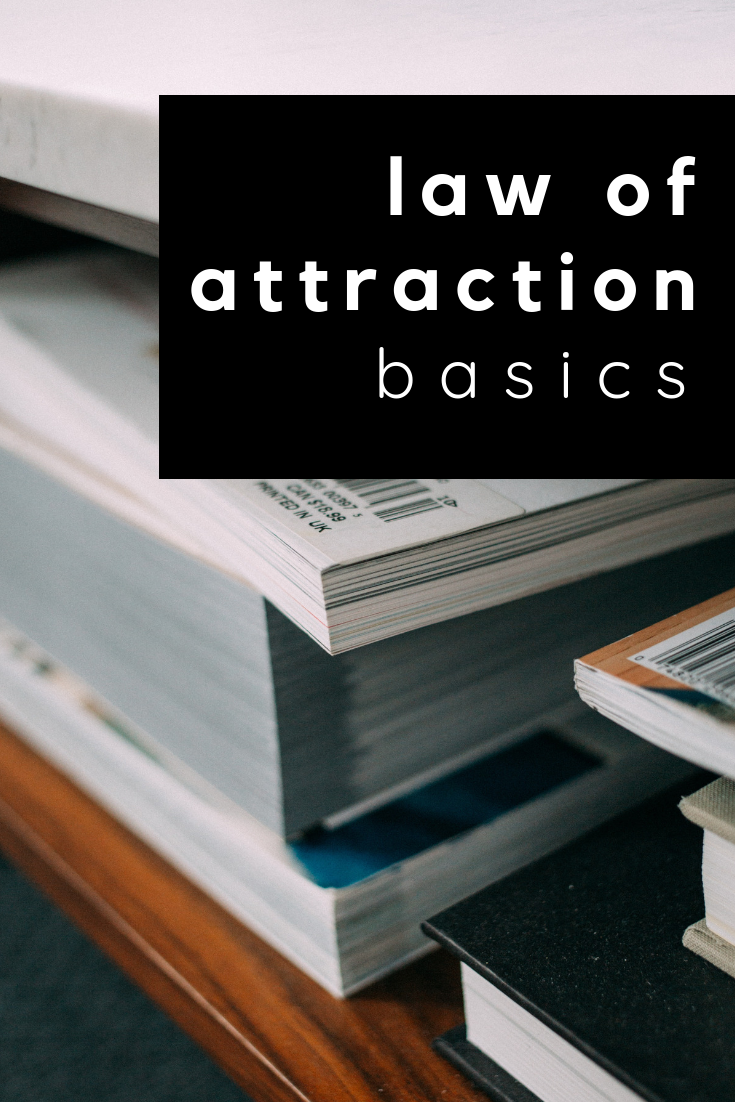law of attraction basics