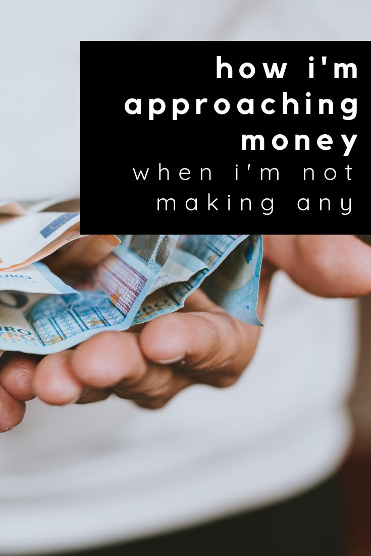 money mindset - lack of money
